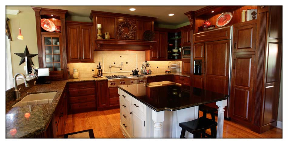 In a Posocco Construction home, you will really enjoy cooking with your state of the art appliances.
